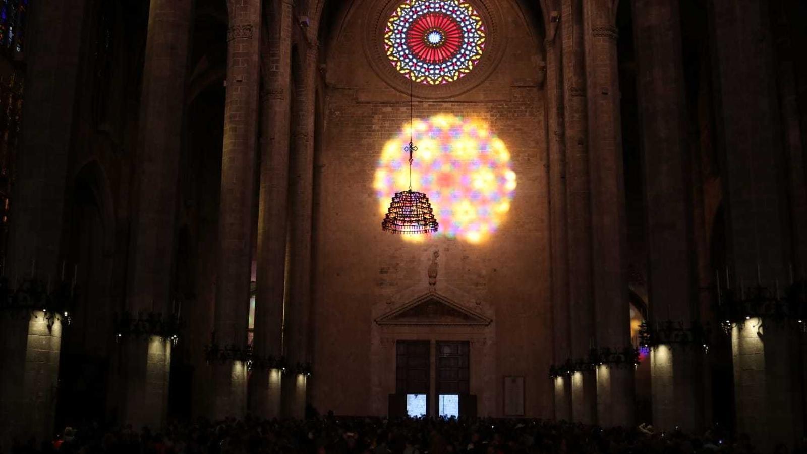 La Catedral de Mallorca, a la llum de les matemàtiques