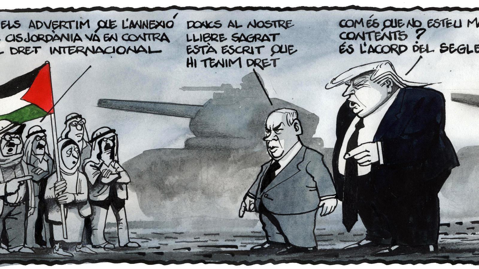 'A la contra', per Ferreres 11/07/2020