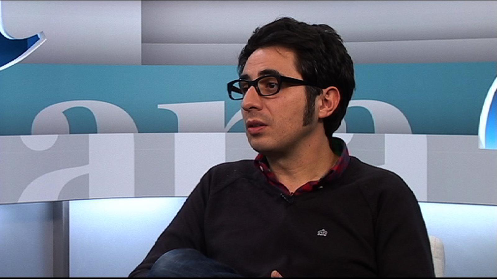 Berto Romero: No es pot parlar de la meva carrera sense parlar de l'Andreu Buenafuente