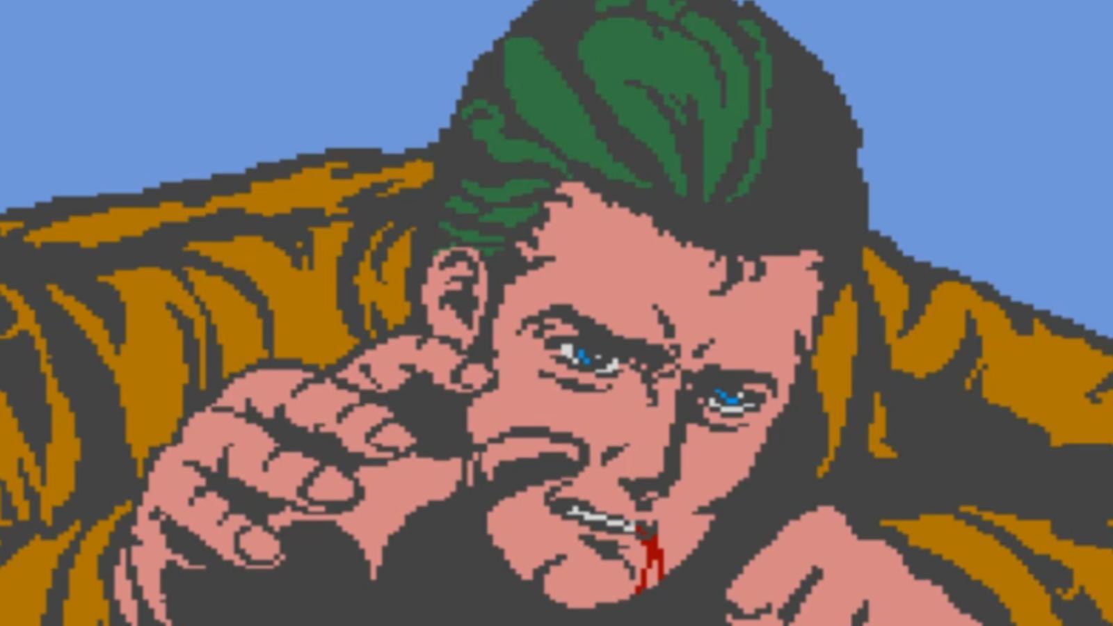 Una recopilació de les morts dels videjocs dels 80's i 90's