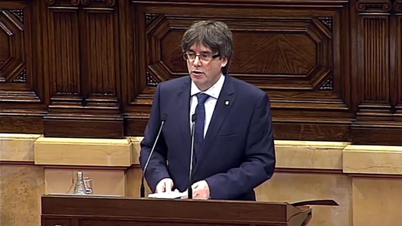 Puigdemont i Arrimadas: Qui és un crac i qui caça 'pokémons'?