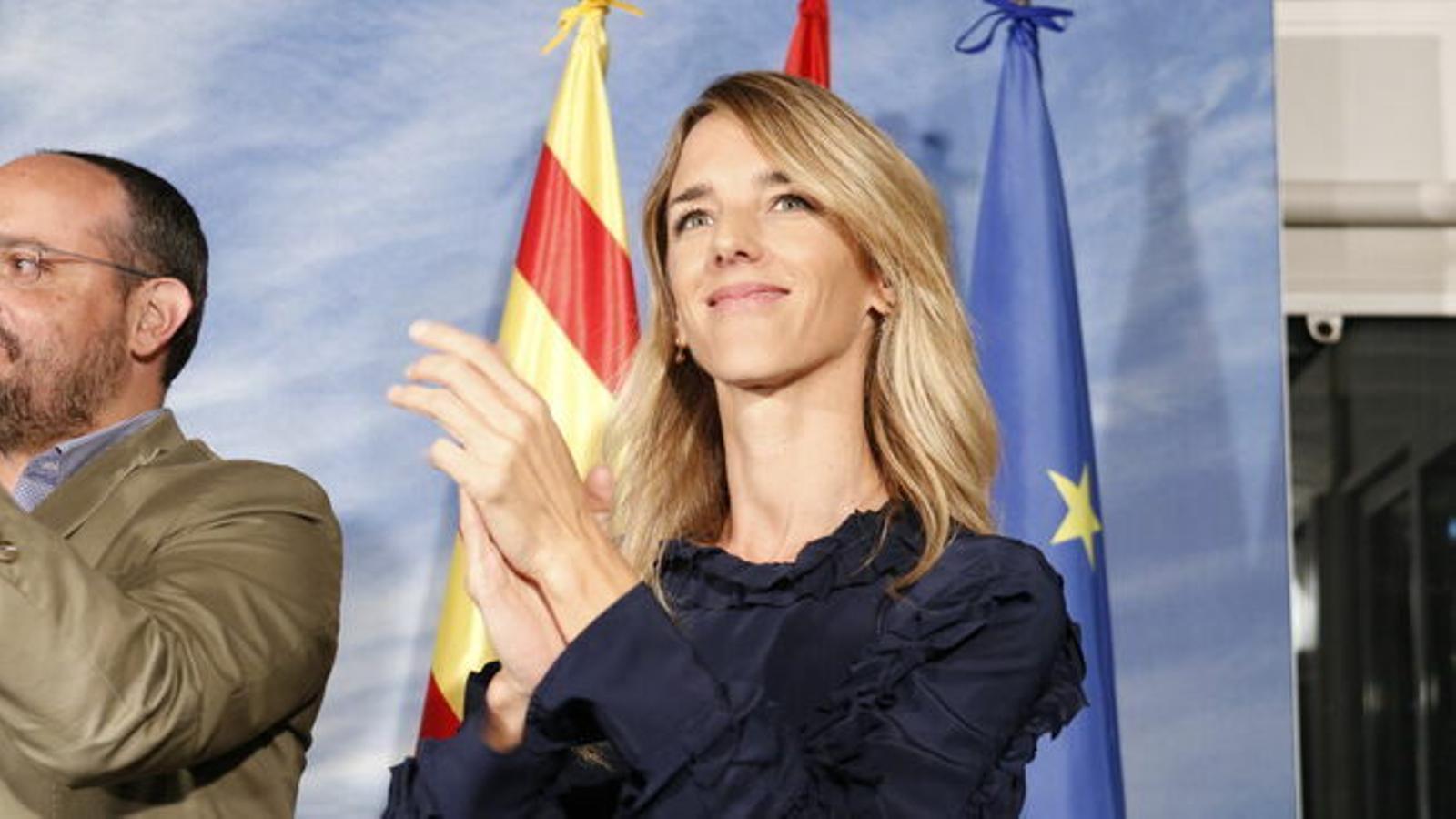 Els populars fien la remuntada a Catalunya a la carta Álvarez de Toledo