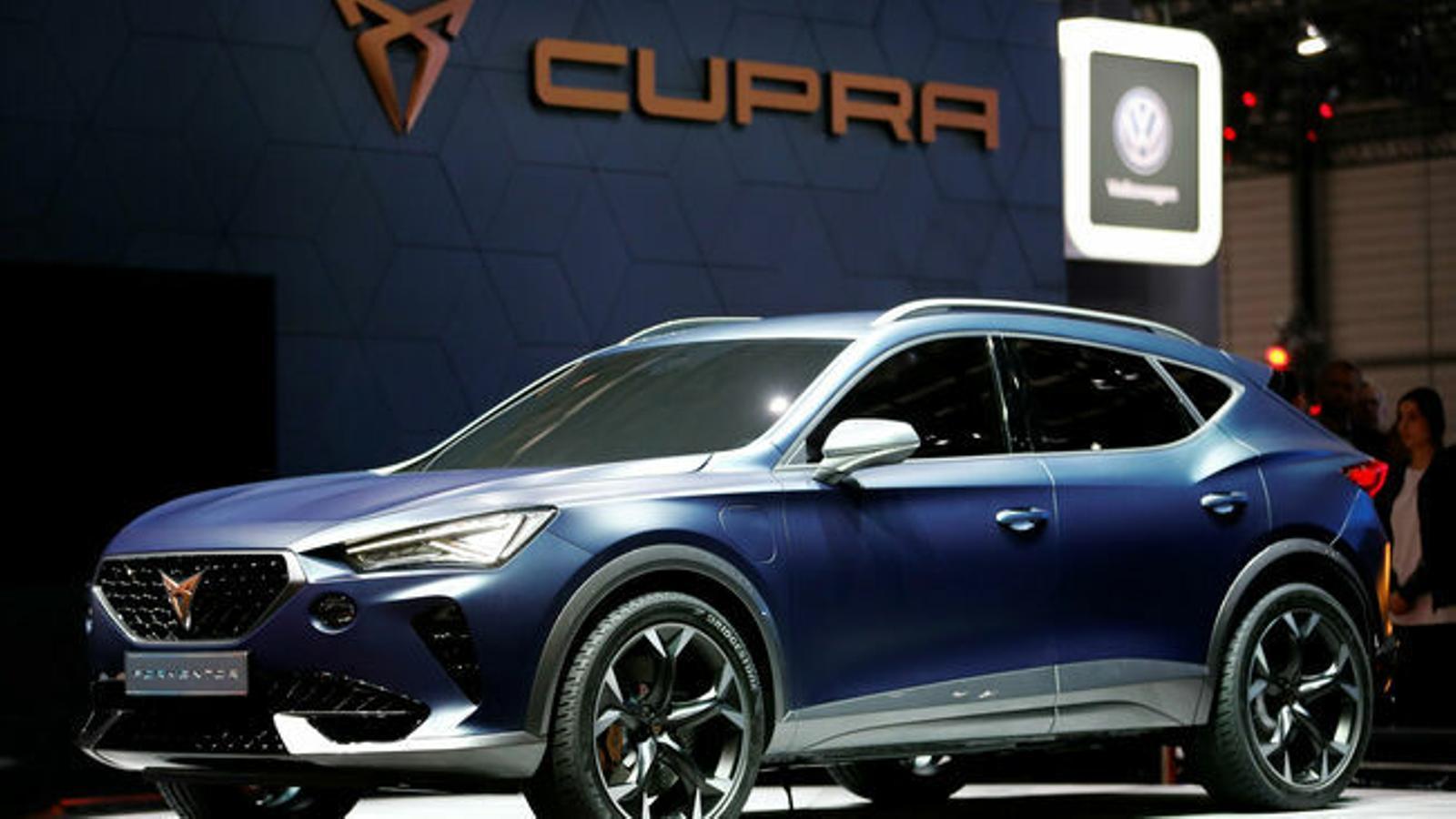 El govern suís suspèn el saló de l'automòbil de Ginebra pel coronavirus