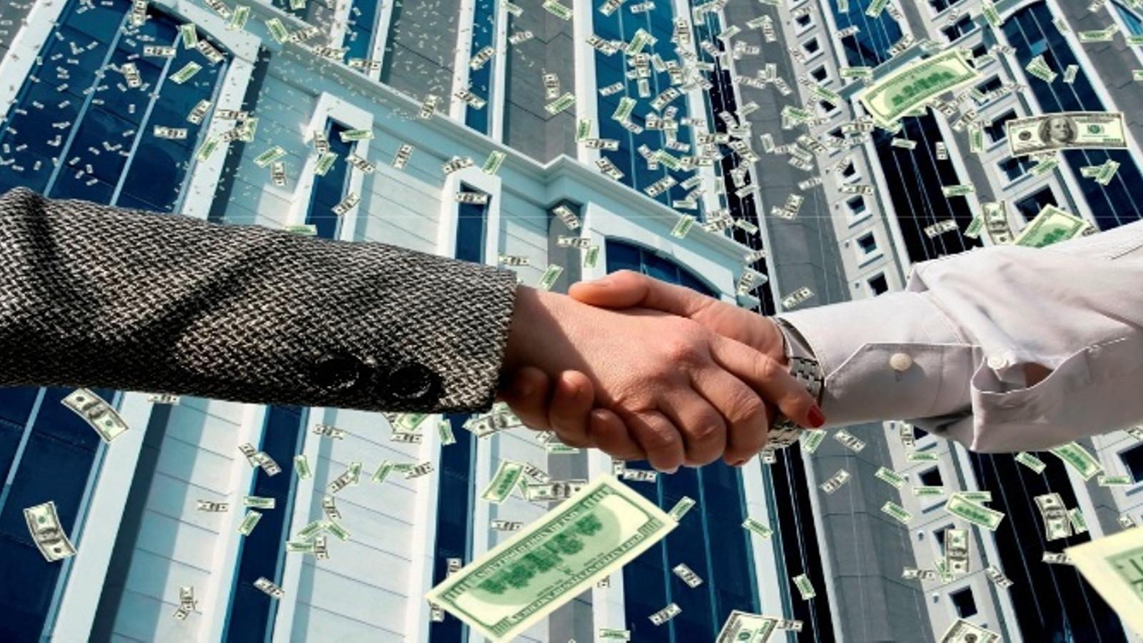 Portada de l'informe 'La il·lusió fiscal' d'Intermón Oxfam.