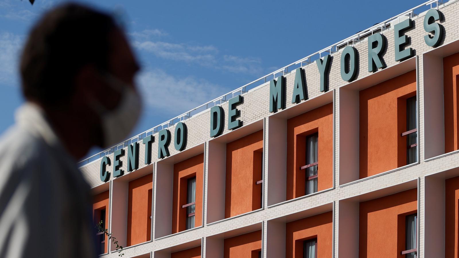 Centre de persones grans Casablanca de Valdemoro (Comunitat de Madrid), on set dels deu avis que havien estat traslladats des d'una altra residència han donat positiu de covid-19