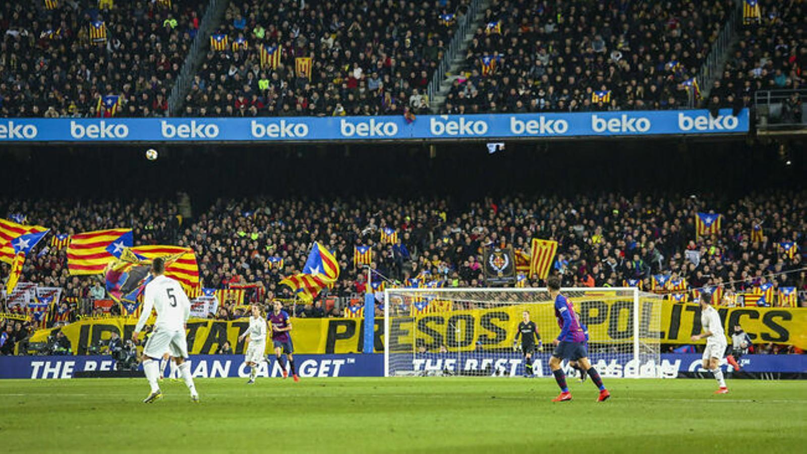 El Comitè de Competició fixa el clàssic entre el Barça i el Madrid per al 18 de desembre