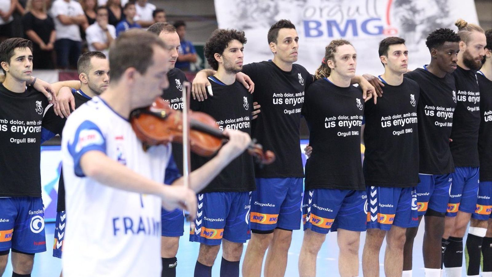 El Granollers guanya Anaitasuna  en un partit marcat pel record de Martí Batallé i Xavi Pocurull (28-25)