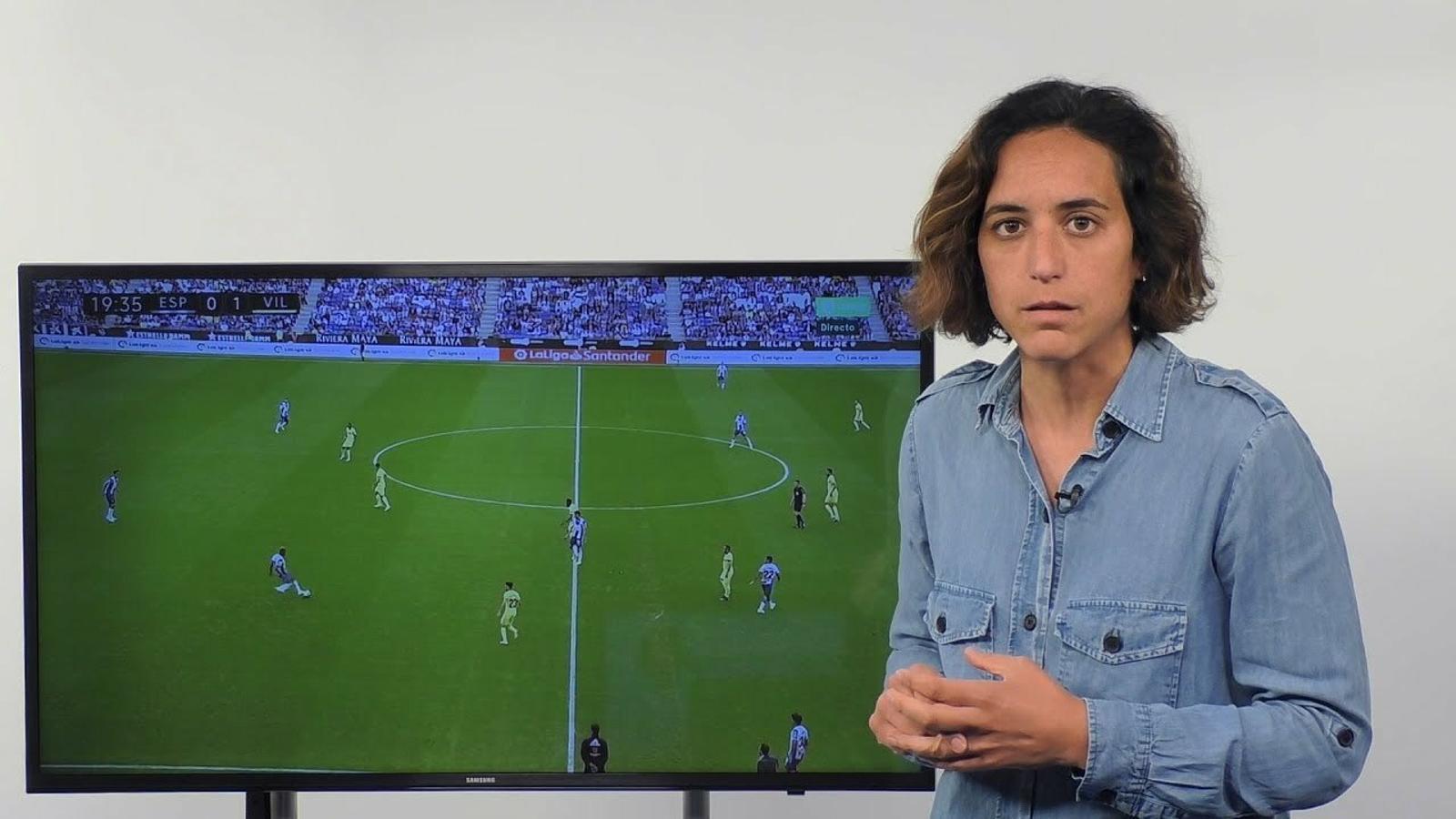 Anàlisi del nou Espanyol de Machín