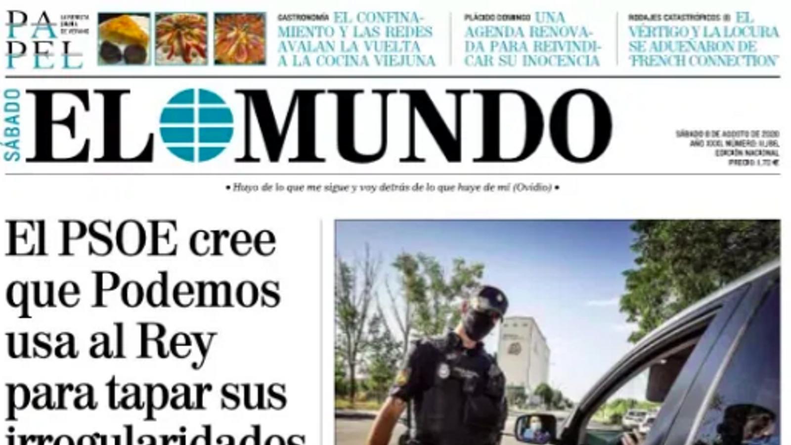 El Mundo 8/8
