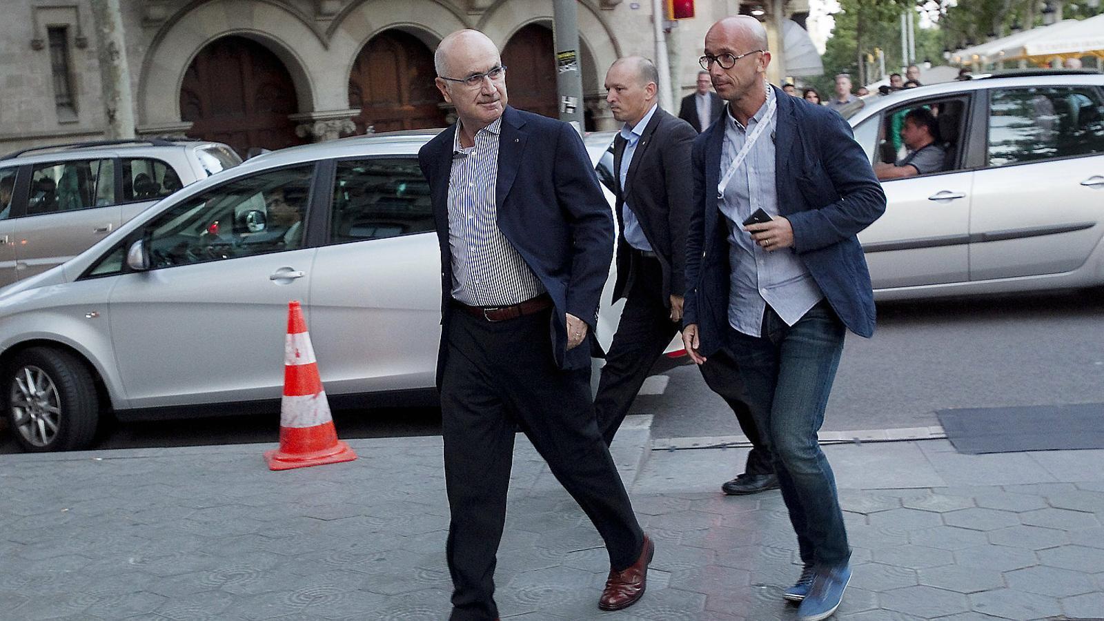 Les factures de Duran i Lleida