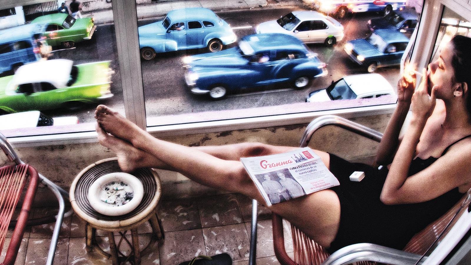 Una de les imatges de 'La Habana. Tiempo de descuento'