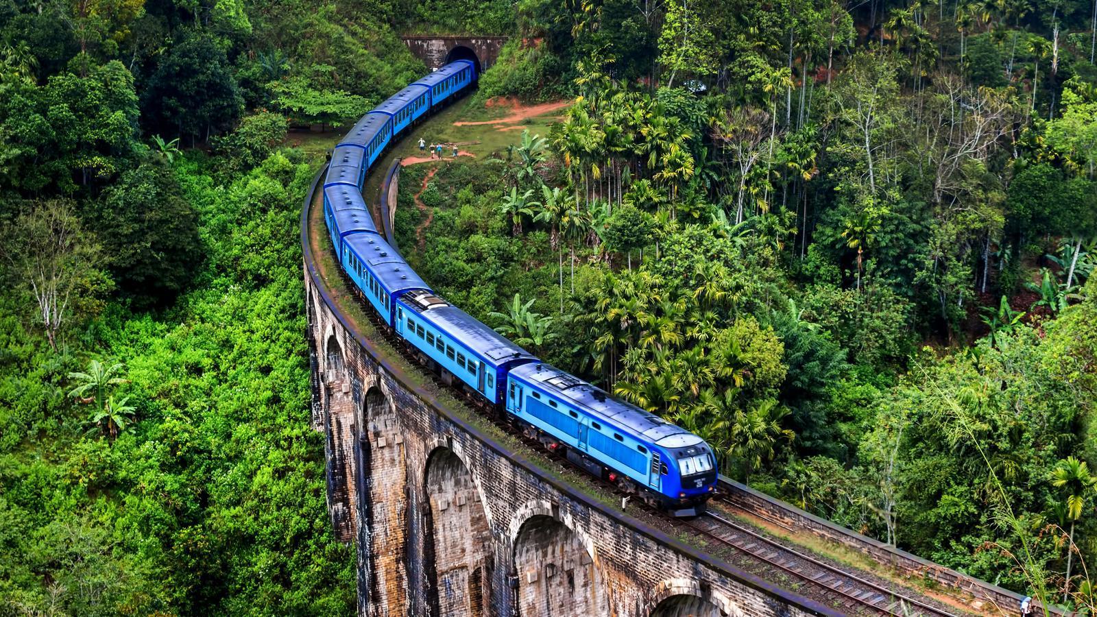 Els viatges en tren tenen un punt romàntic que agrada molts viatgers