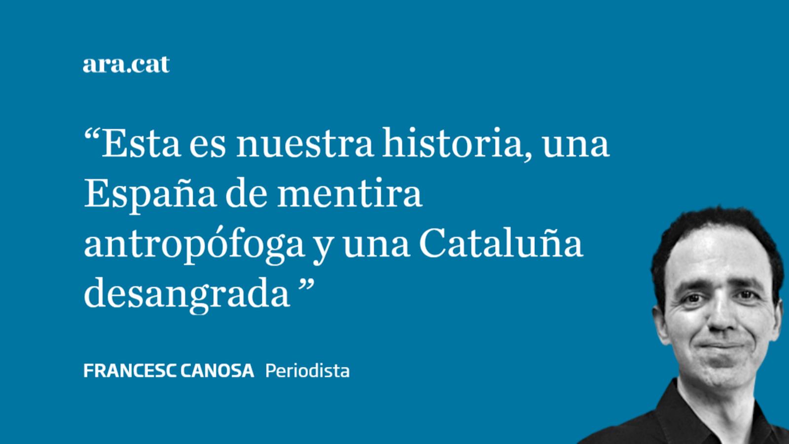 Las patatas bravas y el catalán de los derrotados