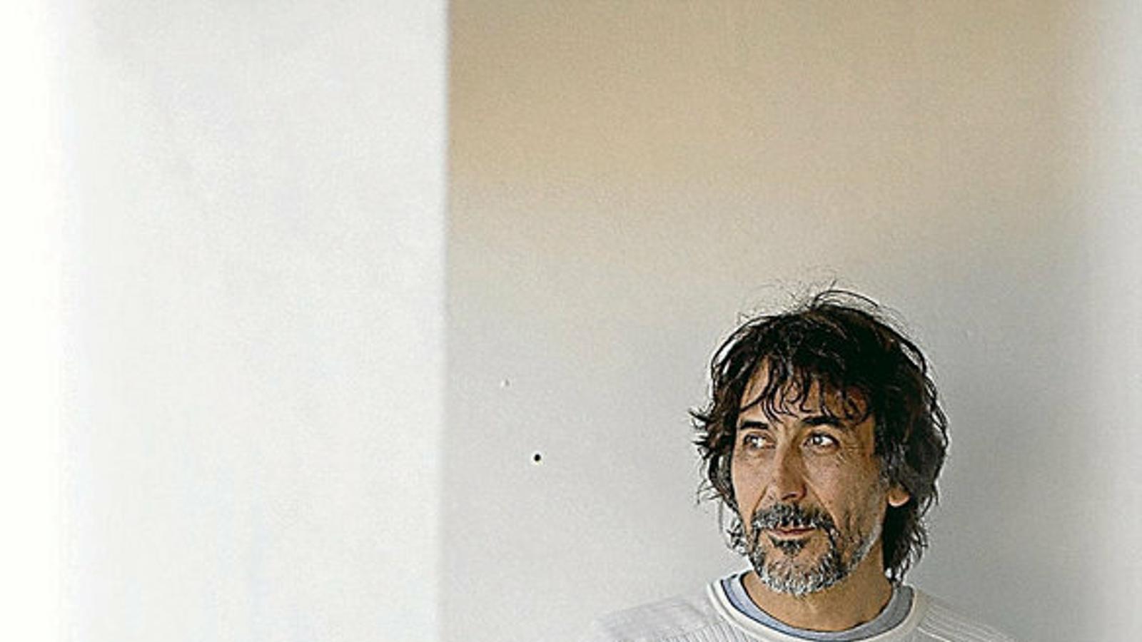 "Eugenio Recuenco ""Som un fotògraf analògic que dispara amb càmera digital"""