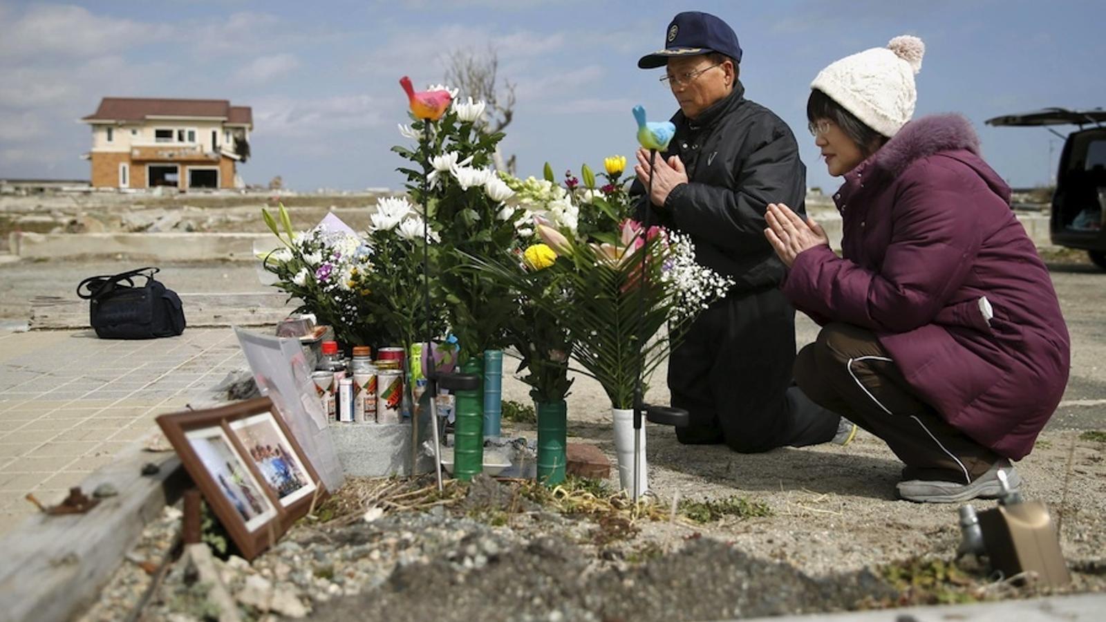 Fukushima, una ferida oberta