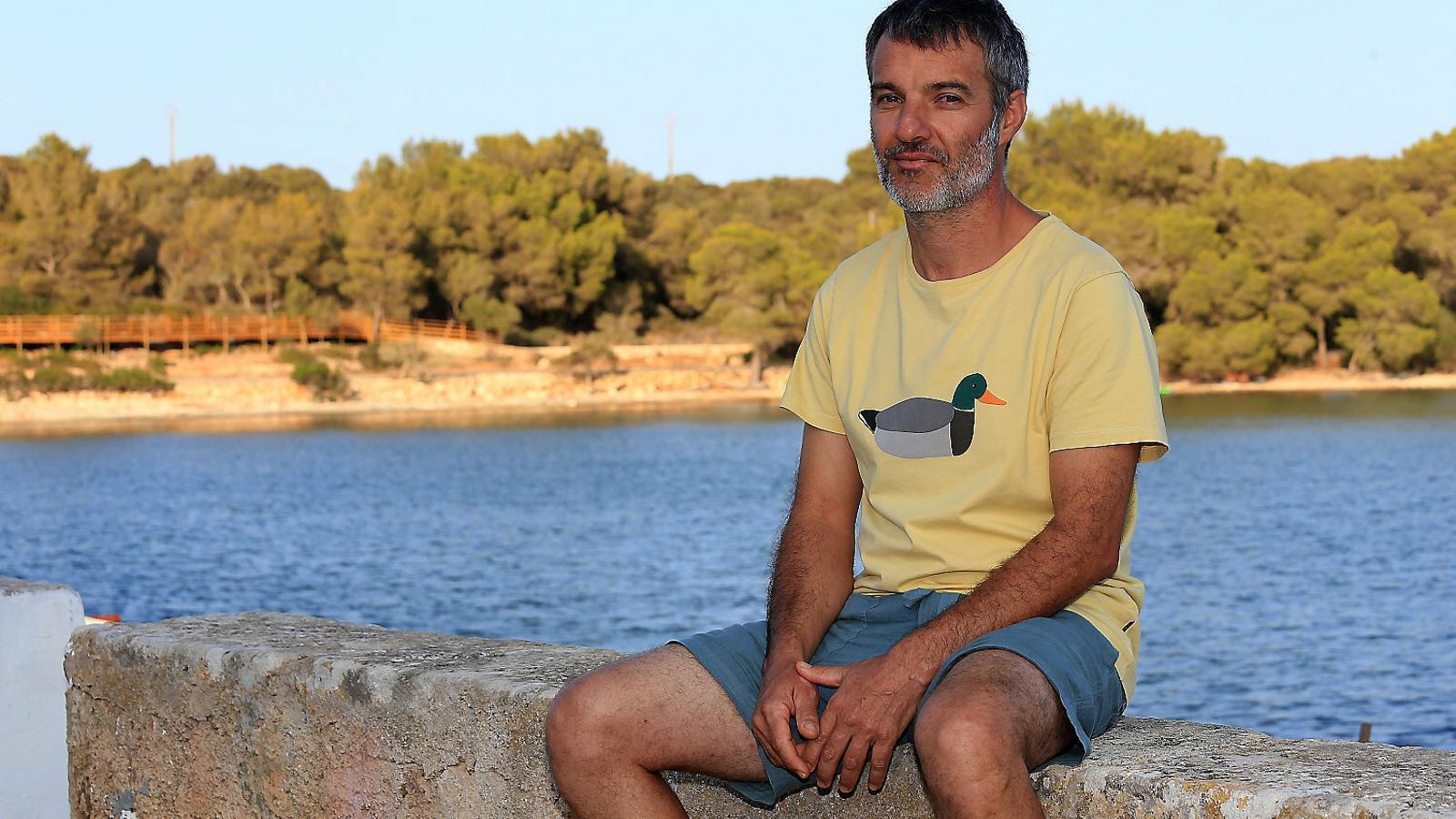 """Jaume Adrover """"Del meu hort sé què en puc treure i sé que si el suc massa, l'esgotaré"""""""