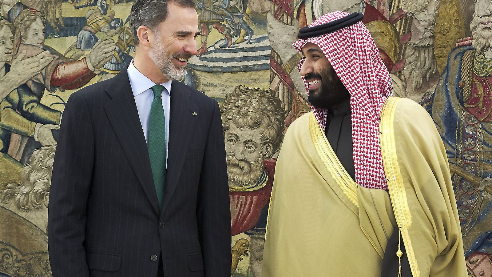 Espanya - Aràbia Saudita: diplomàcia dels reis i dels contractes