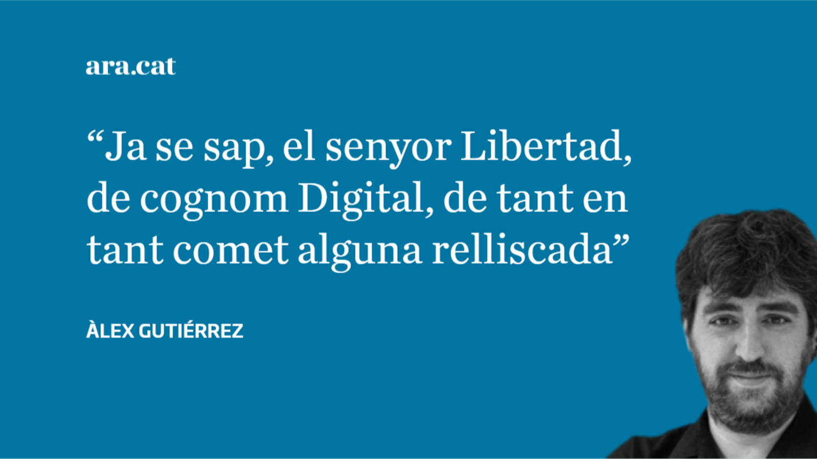 L'entranyable intent de 'Libertad Digital' de denigrar France Press