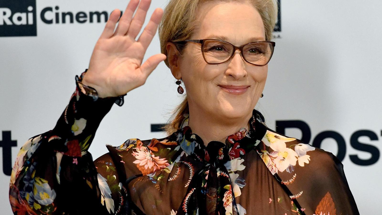 Meryl Streep fitxa per a la segona temporada de 'Big little lies'