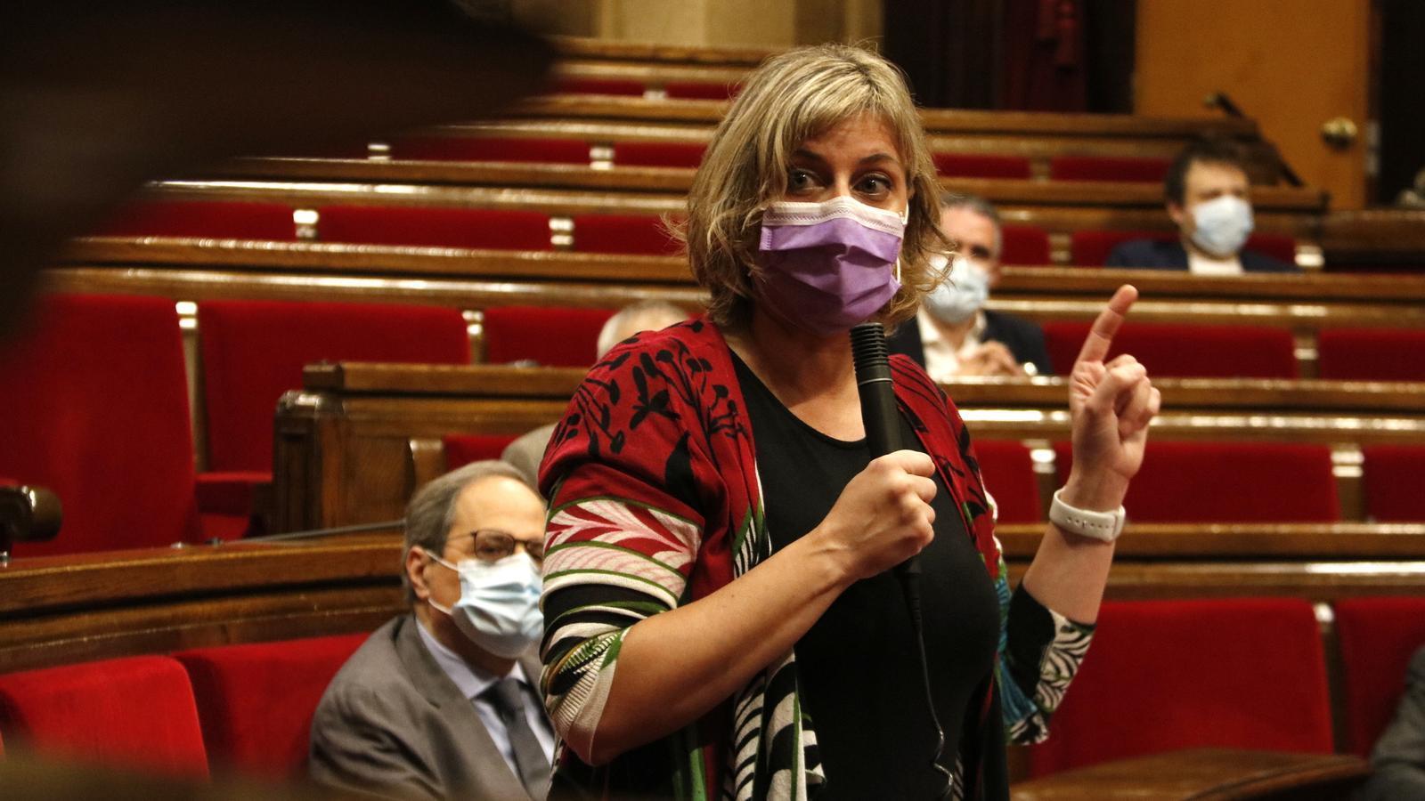 EN DIRECTE | Ple al Parlament sobre la crisi sanitària