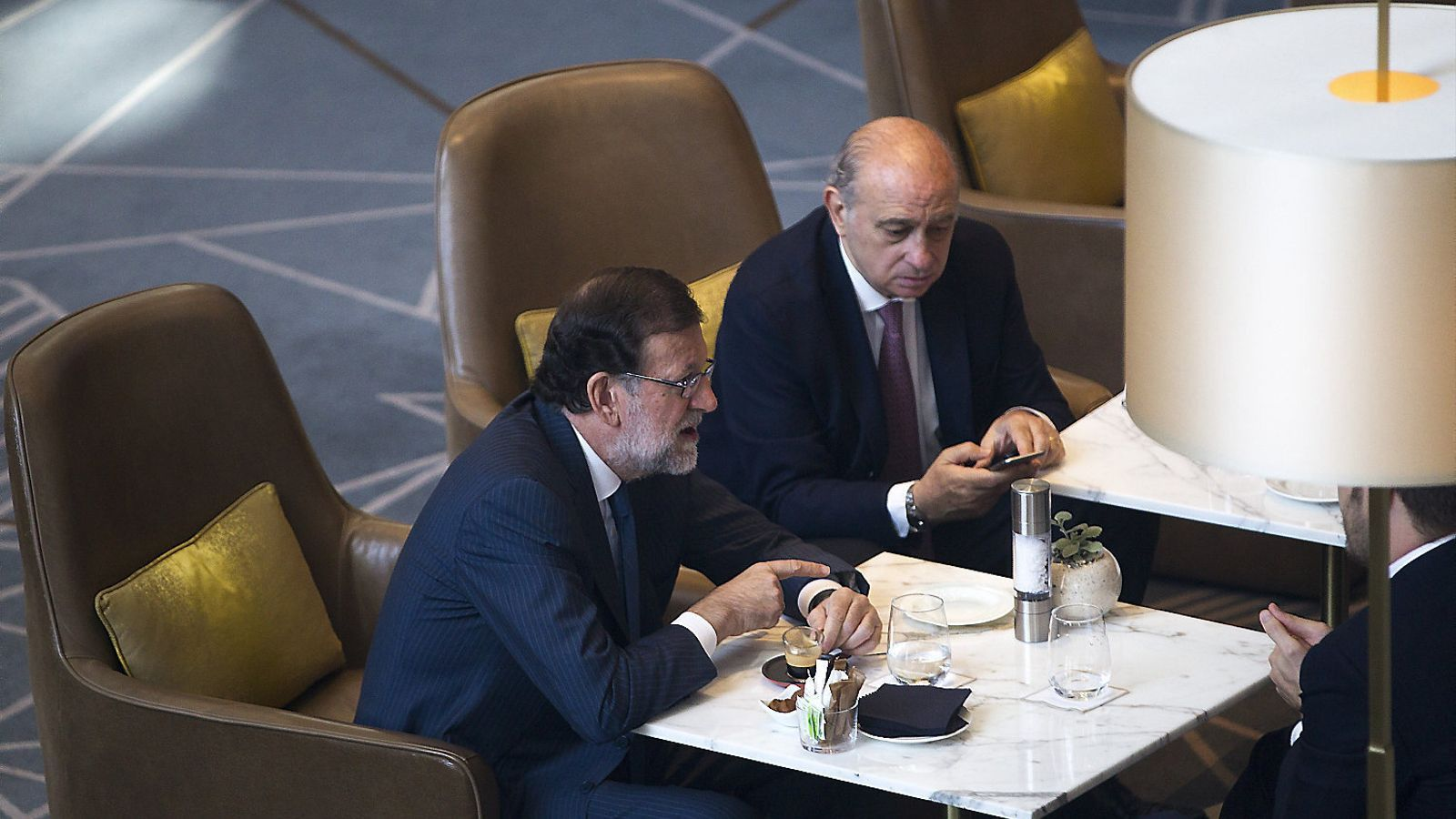 Fernández Díaz, Cospedal i l'espionatge d'estat