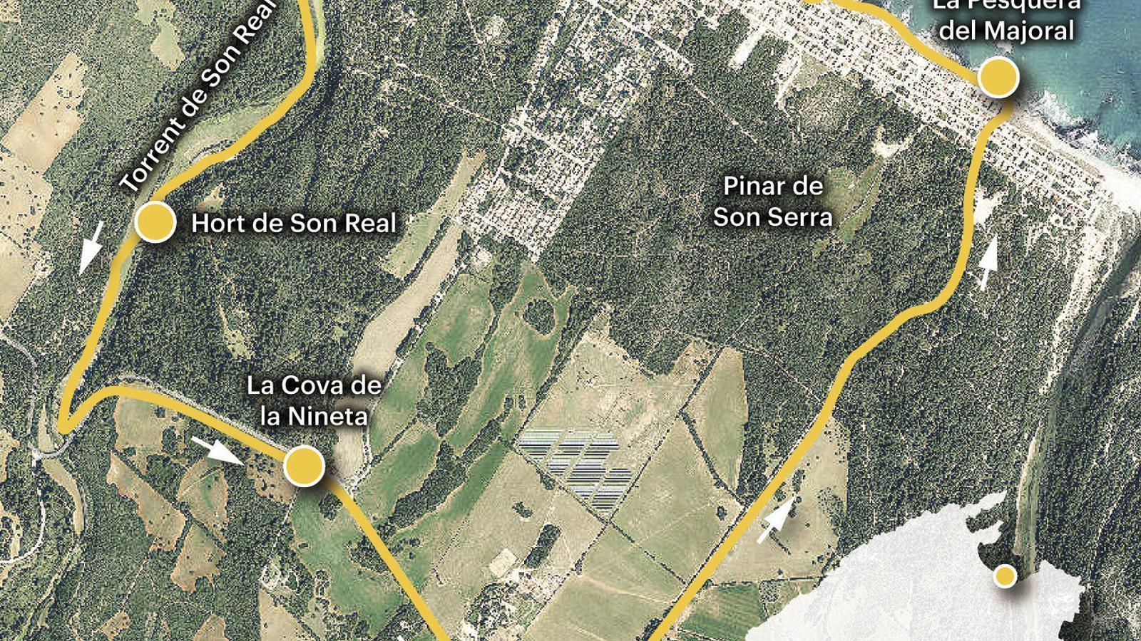 La marina de Son Serra, un espai d'història, llegendes i de 'costums rectes'