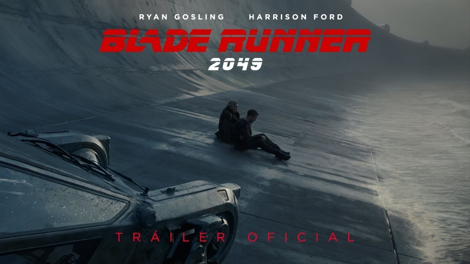 Arriba el tràiler oficial de 'Blade Runner 2049'
