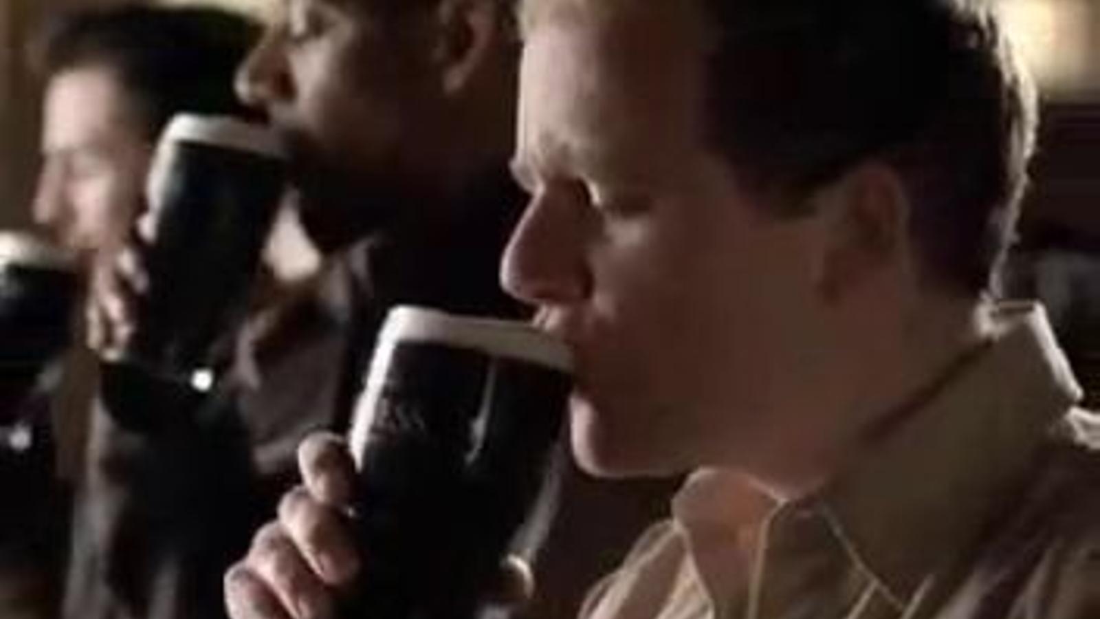 Anunci Guiness (2005)