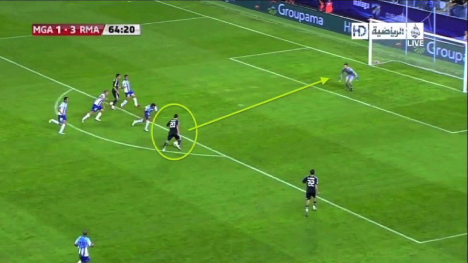 Com ataca el Madrid?