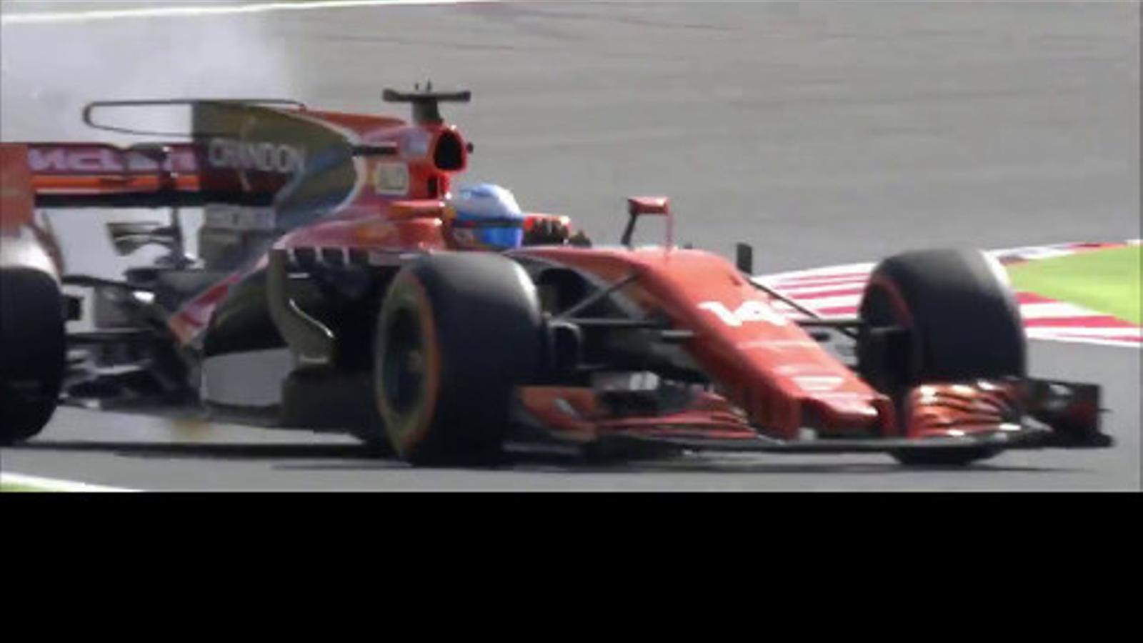 Alonso: quatre anys en blanc amb McLaren