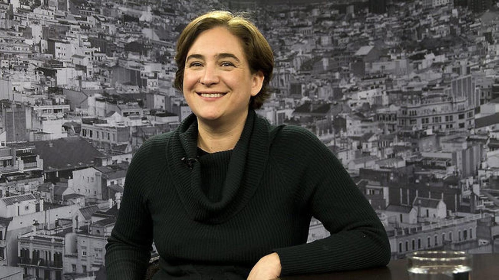 L'alcaldessa Ada Colau ha visitat els presos a Estremera i Soto del Real i ha demanat el seu alliberament