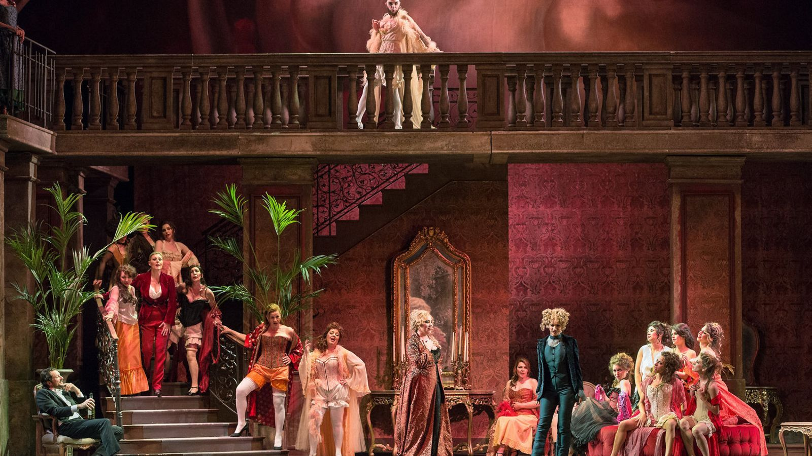 manon dessay villazon liceu Massenet - manon | for their first-ever encounter in a staged opera, natalie dessay as manon and rolando villazón as des grieux were the much-awaited highl.