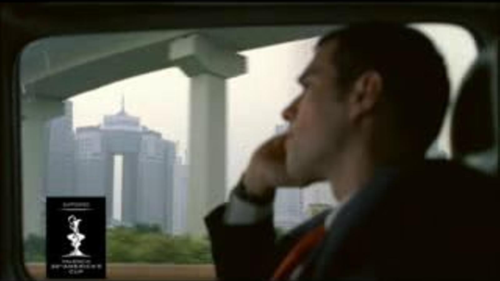 Espot de Damm de 2007: Estrella Damm escurça la distància entre Xangai i el Barça