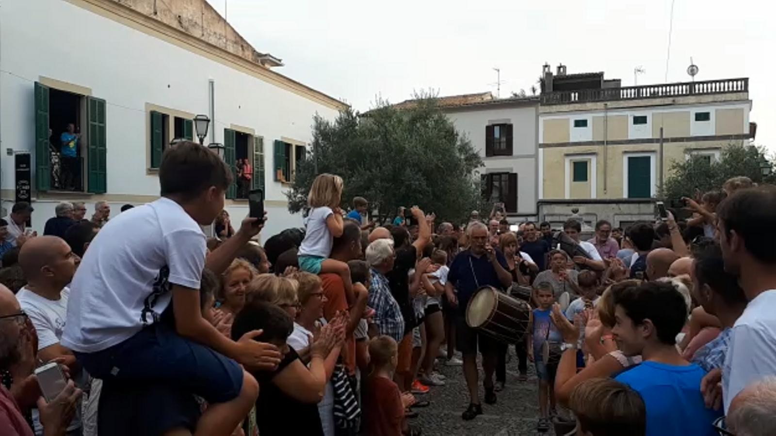 Enric Mas fa feliç el poble d'Artà