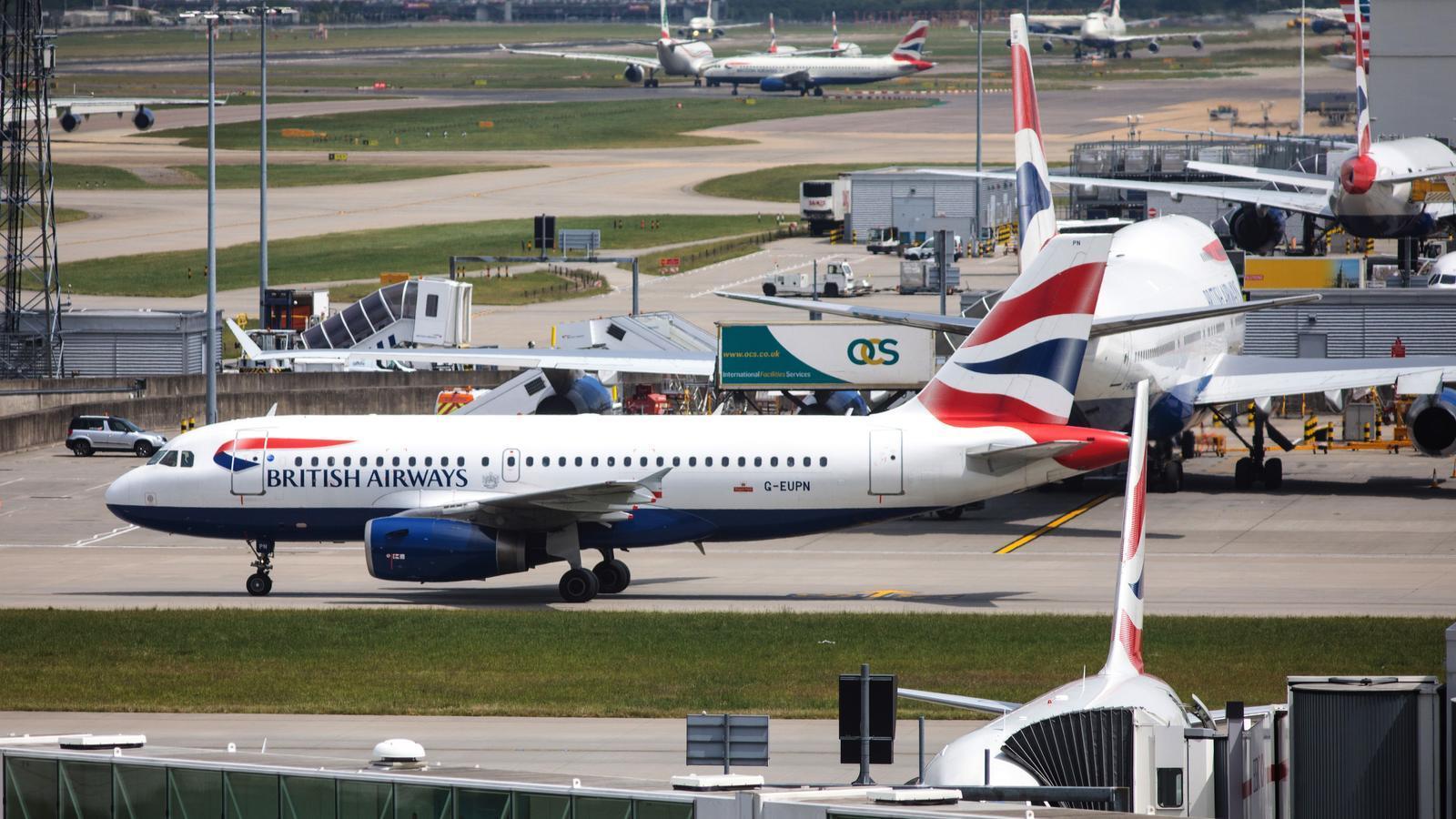 British Airways cancel·la 16 vols aquest cap de setmana per la vaga al Prat