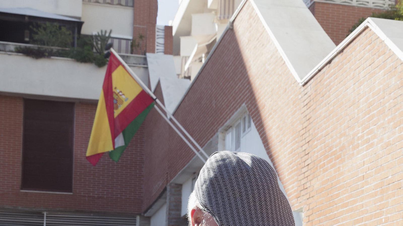El comissari José Manuel Villarejo en una imatge d'arxiu.