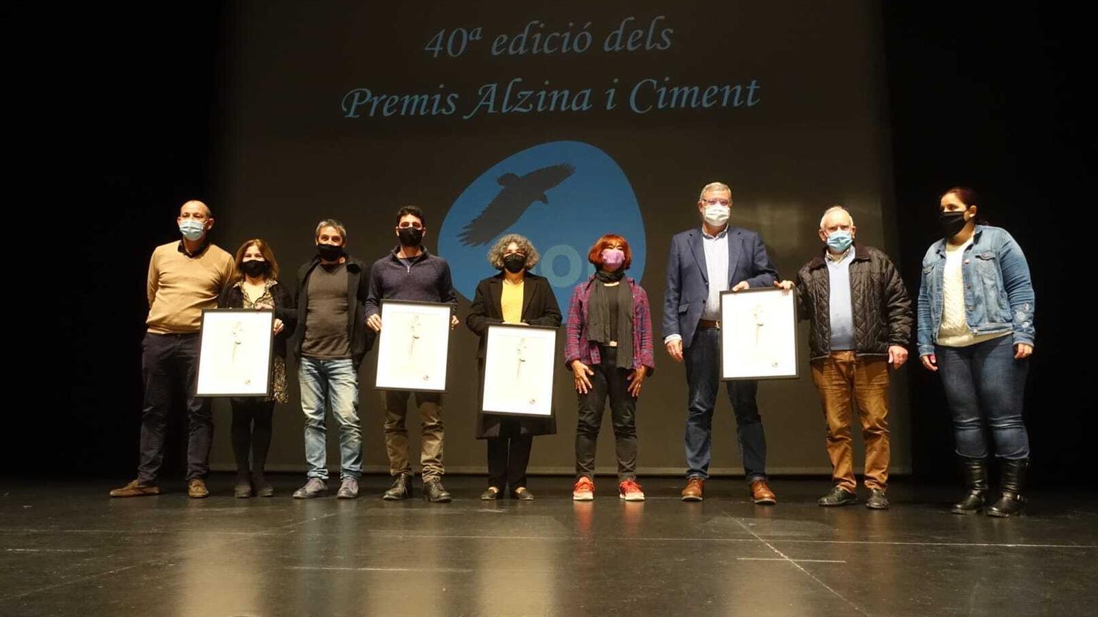Els guanyadors dels premis