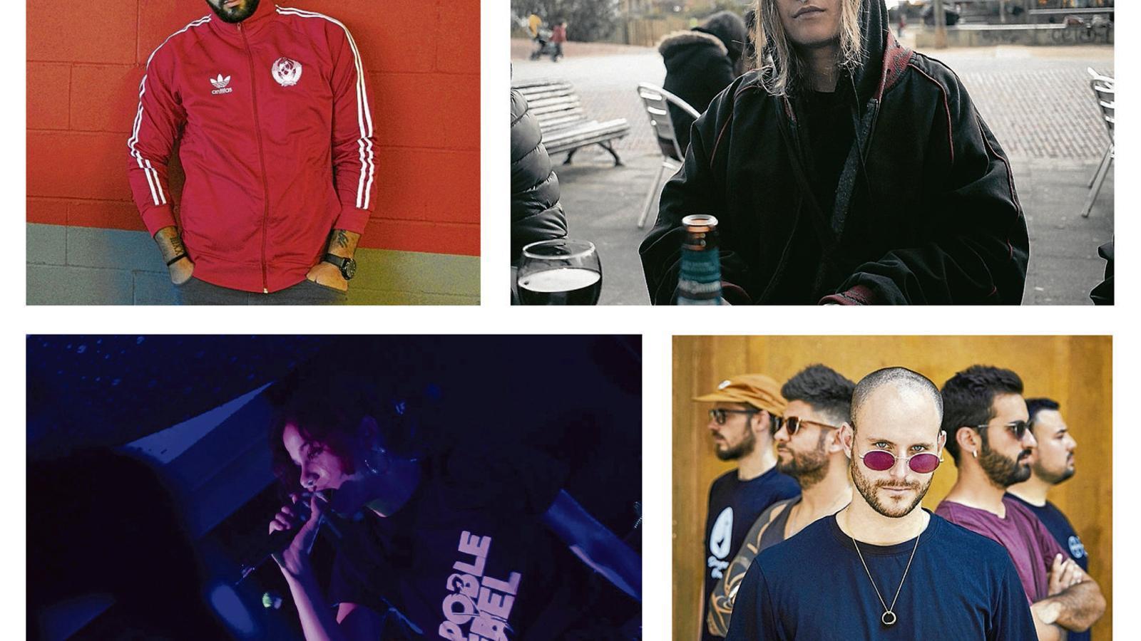 Rap de la terra: L'escena del hip-hop en català