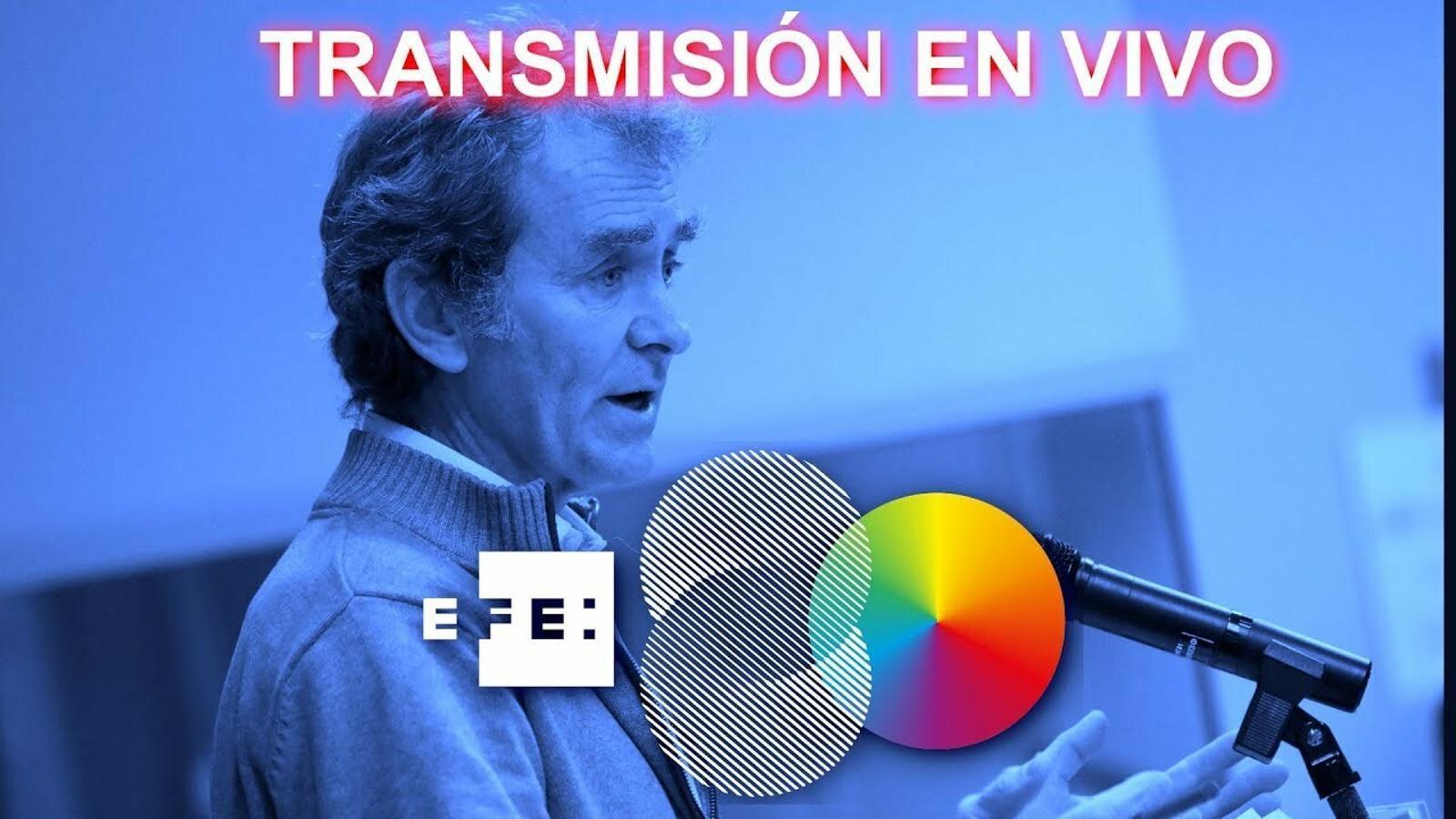 EN DIRECTE | Roda de premsa del cap de departament de Salut del govern espanyol