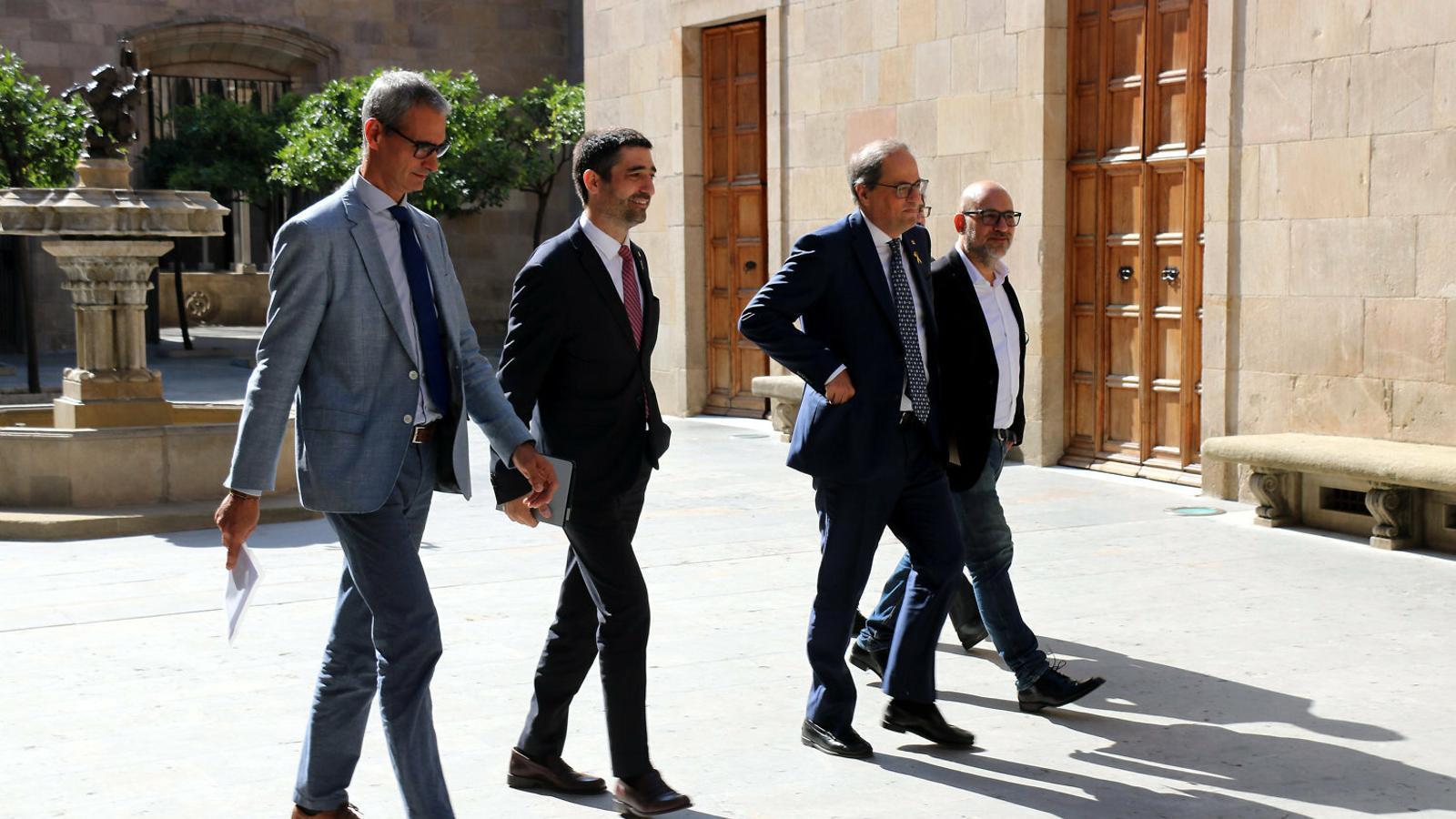 El Govern engegarà la identitat digital catalana el 2020