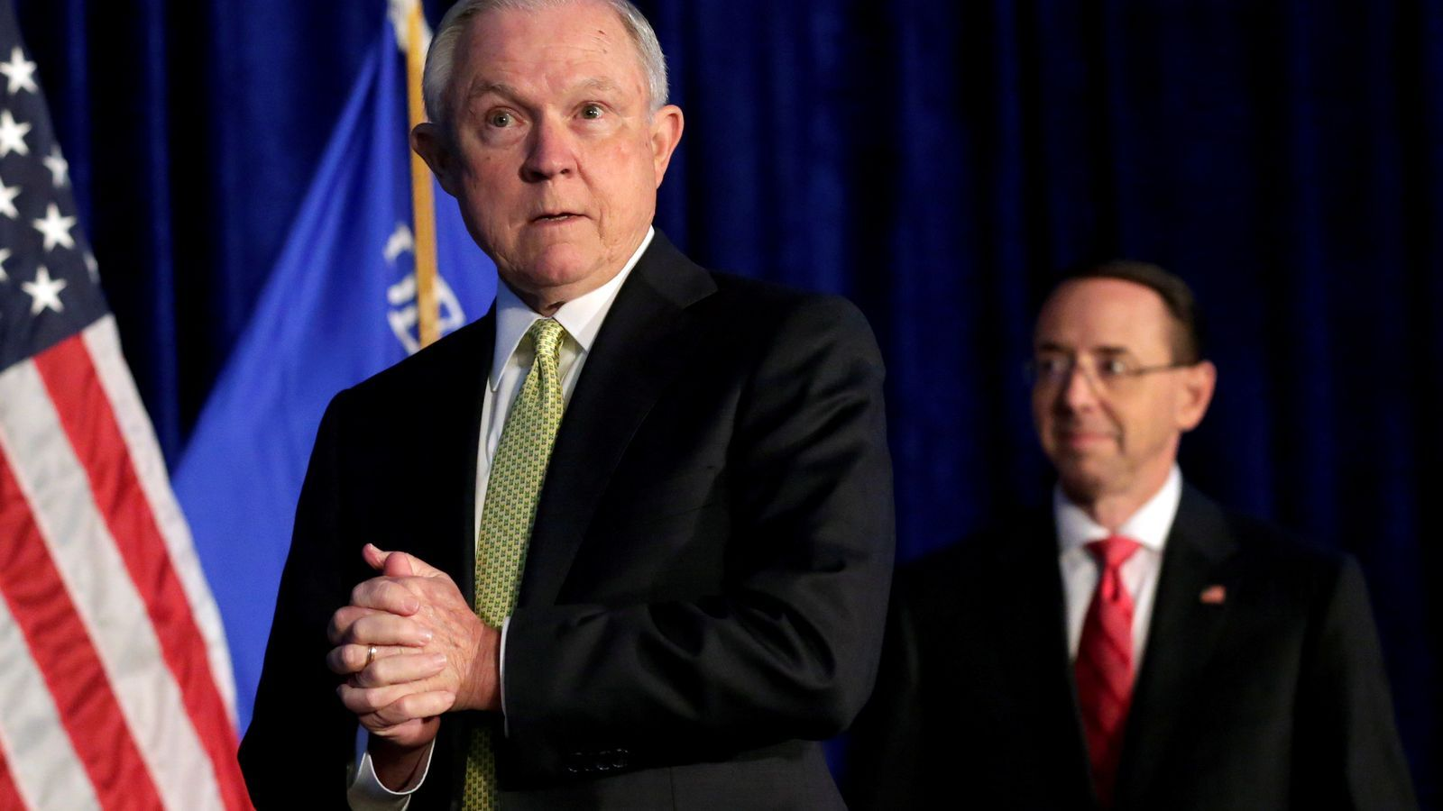 Trump destitueix el fiscal general dels EUA, Jeff Sessions