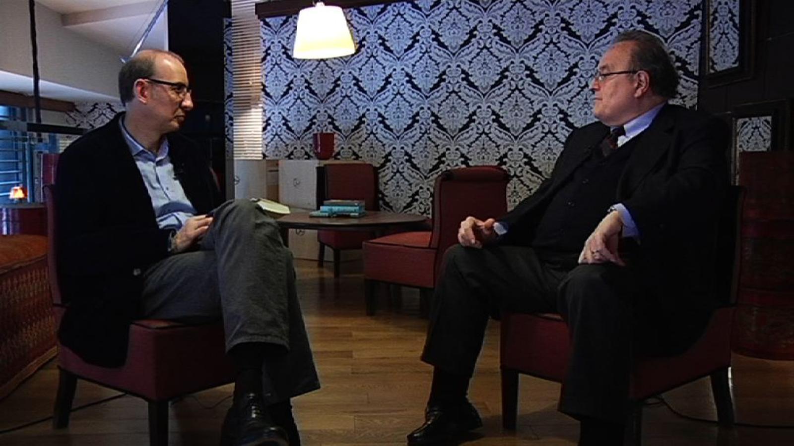 Miquel Sellarès: La gent vol la independència, però també vol que canvïin moltes coses
