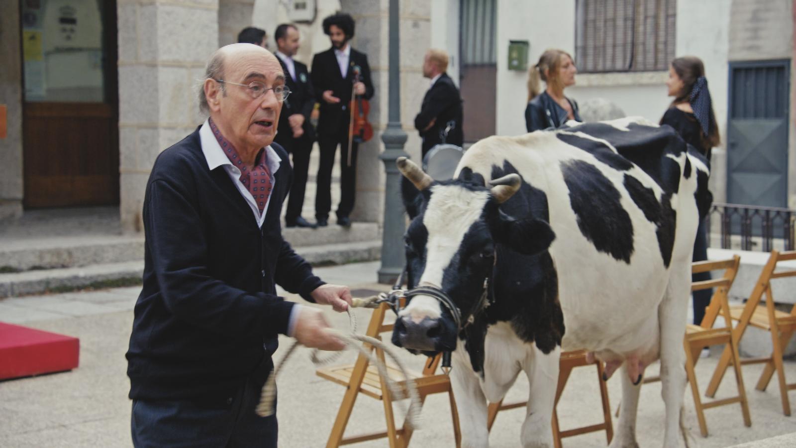 La sèrie està protagonitzada pels veïns d'un poble manxec fictici