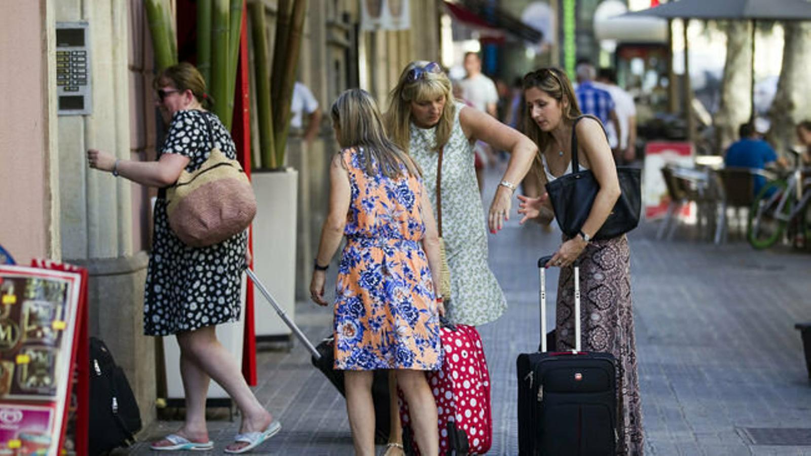 Continua l'ofensiva judicial contra Noguera pel lloguer turístic
