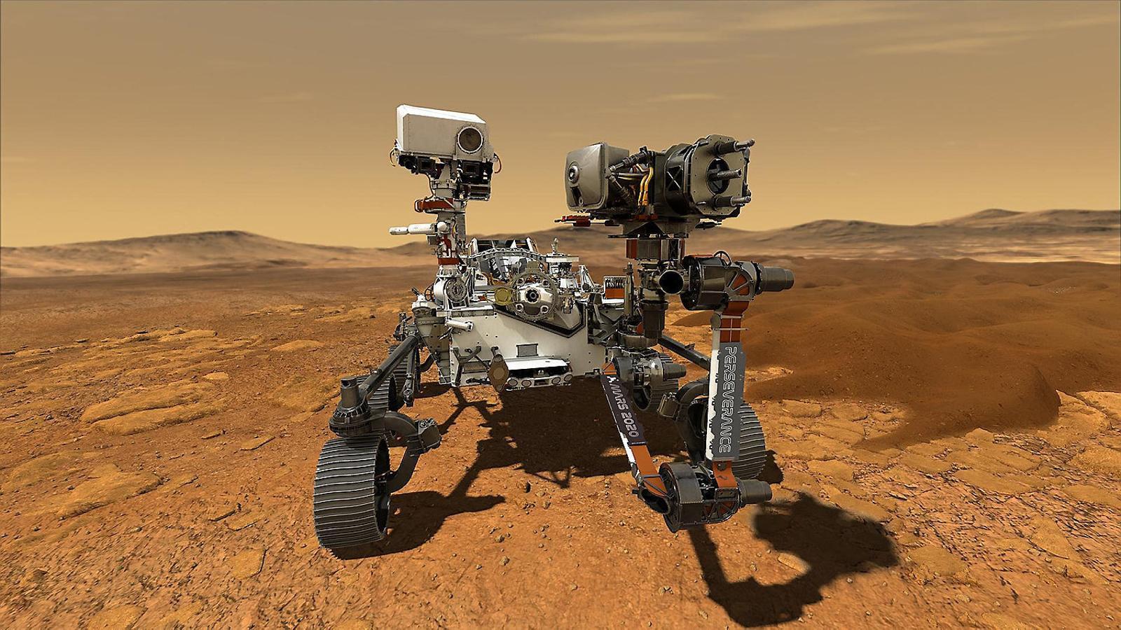 Trobar vida a mart, el repte del nou 'rover' de la nasa