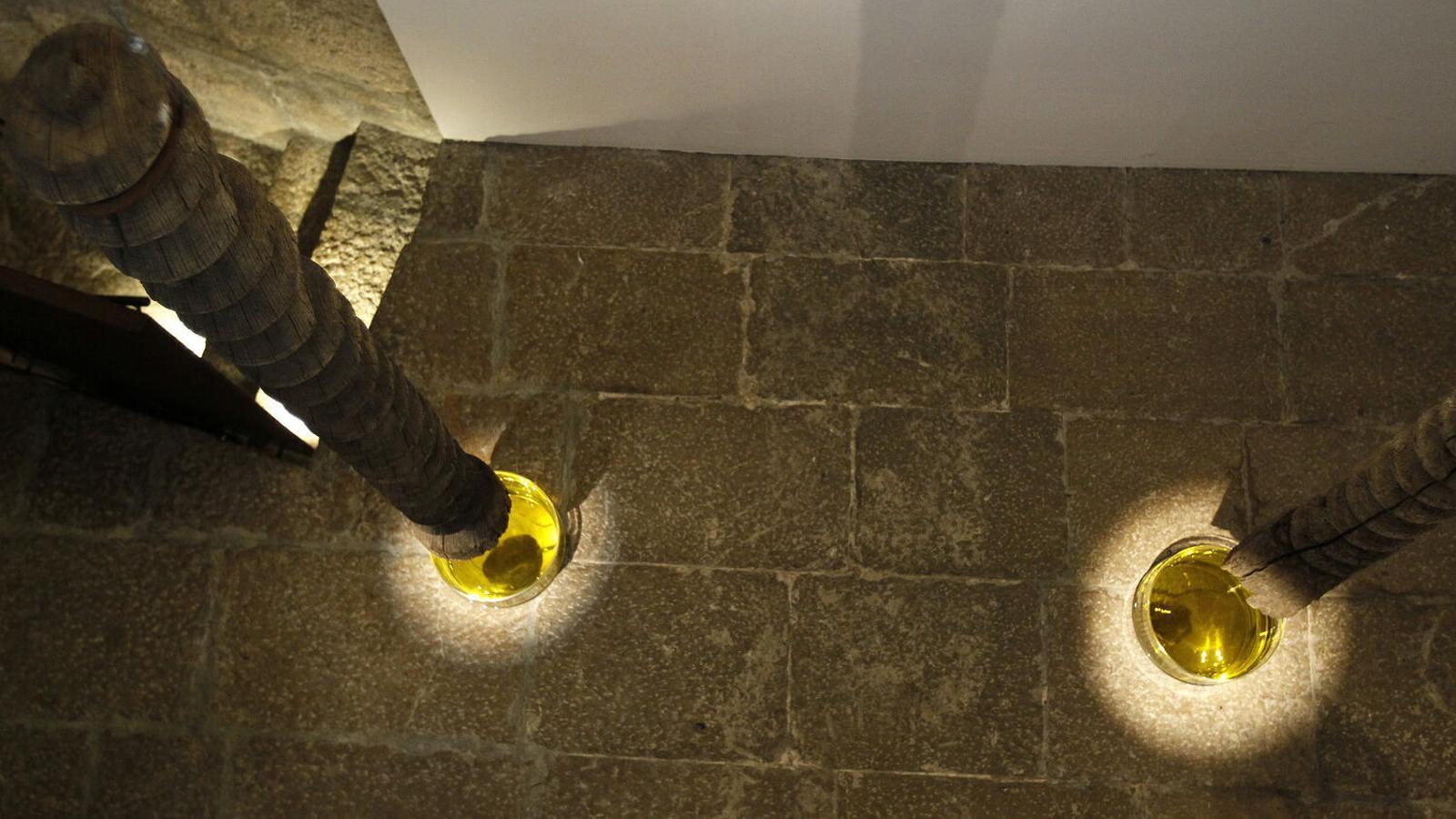'Llum d'oli', de Dolores Sampol, al Casal Solleric de Palma