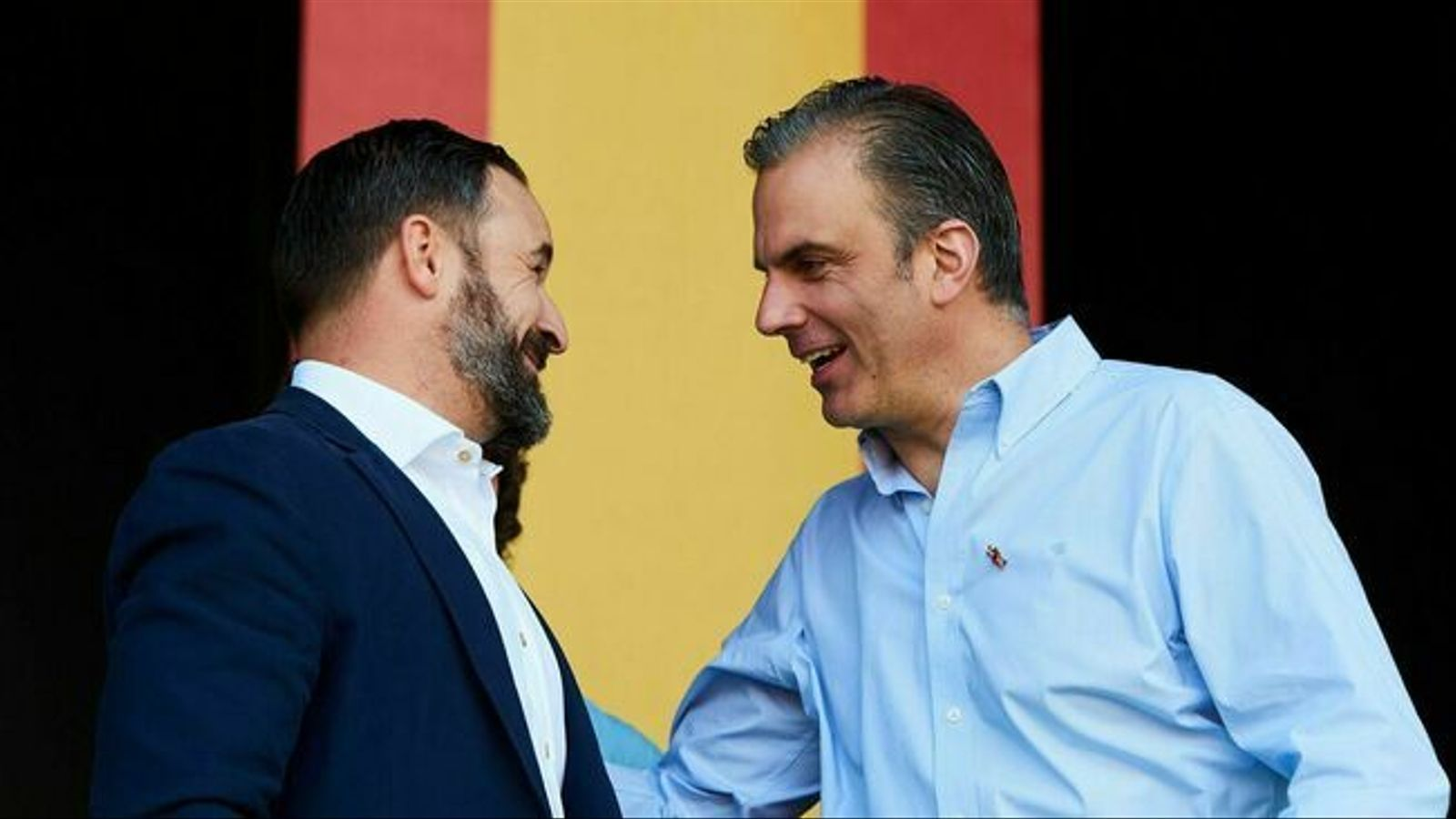 """""""La doctrina falangista serà reconeguda pel poble espanyol fins a guanyar Espanya"""", el passat ideològic d'Ortega Smith"""