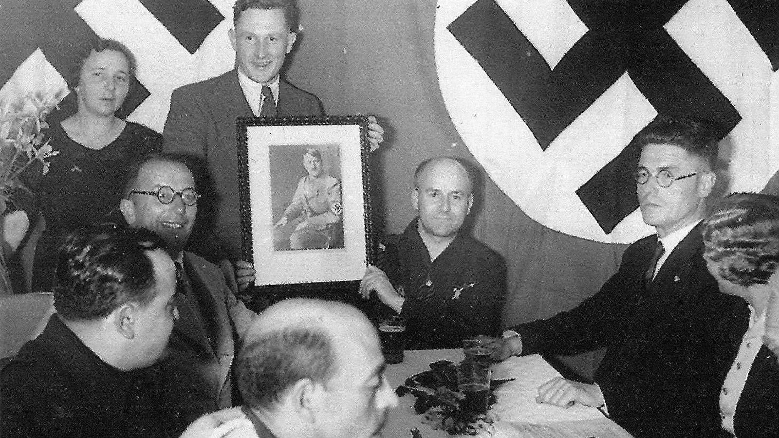 Nazis a les Illes El pintor antifeixista                  de Pollença