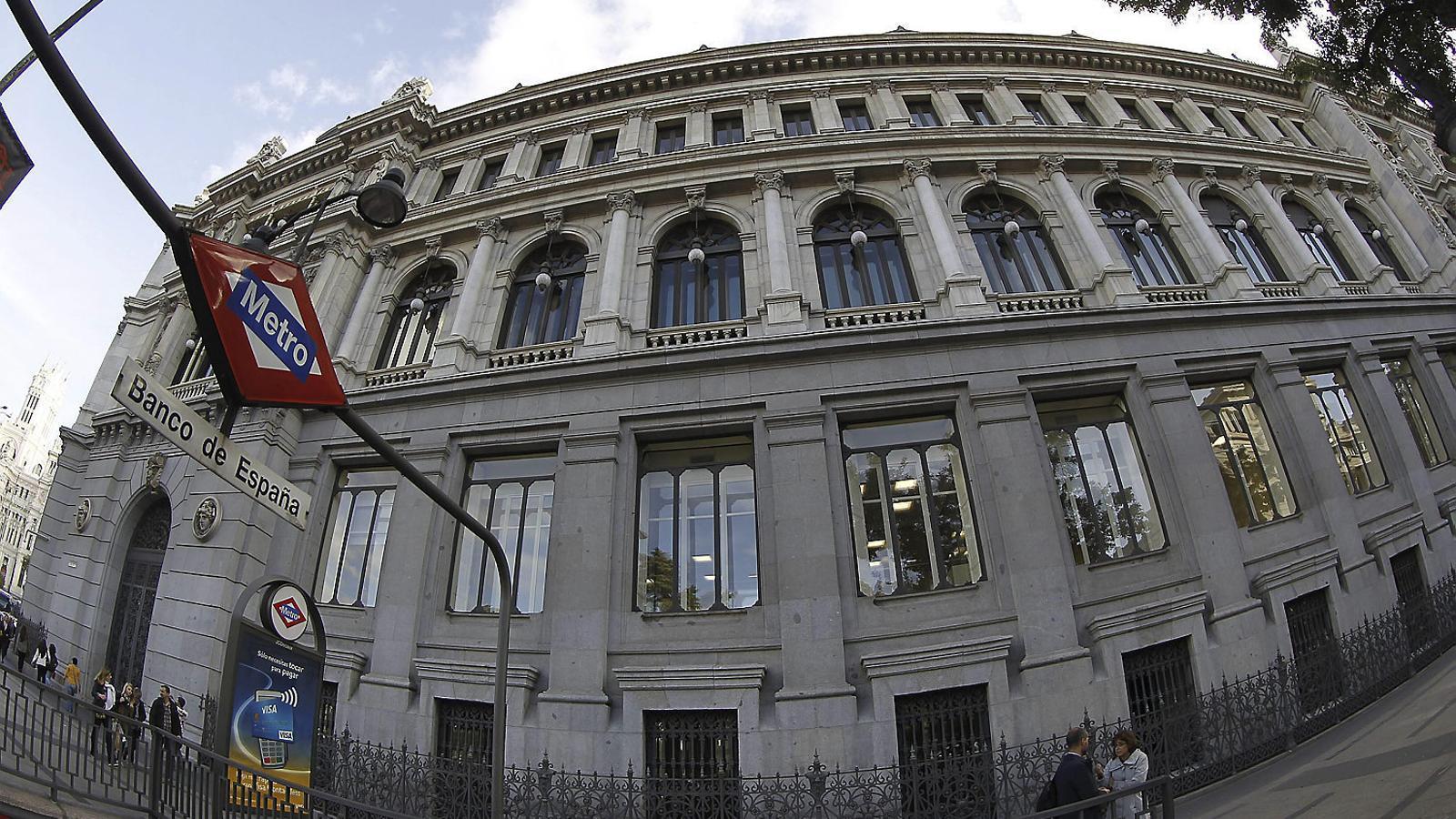 Les últimes dades del Banc d'Espanya posen de manifest la tendència, consolidada des del 2013, de reducció de deute de les famílies.