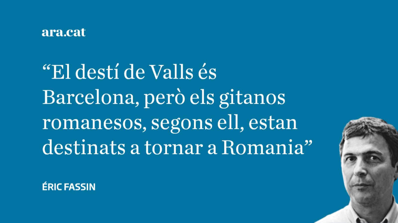 Valls a aquest costat dels Pirineus